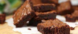 paleo diet, paleo recipes, 4 Ingredient Brownies