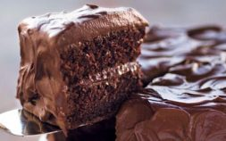 paleo diet, paleo recipes, Paleo Double Chocolate Cake