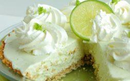 paleo diet, paleo recipes, No Bake Paleo Key Lime Cheesecake