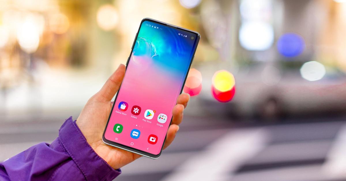 Samsung Galaxy S10 New Smartphone Deals